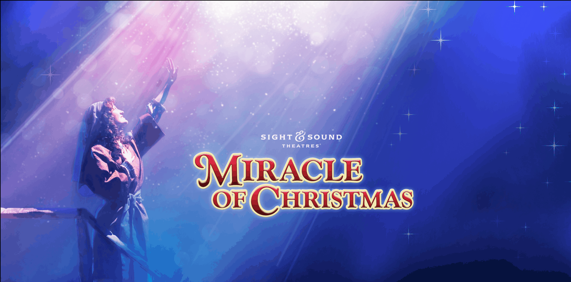 Sight And Sound Miracle Of Christmas.Sights And Sound Theatre Miracle Of Christmas Lodestar Tours